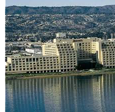San Francisco Airport Marriott Waterfront Hotel in Burlingame